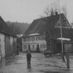 Hochwasser in der Geschichte des Mühle
